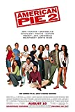 all american pie movies - American Pie 2 2001 S/S Movie Poster 11x17