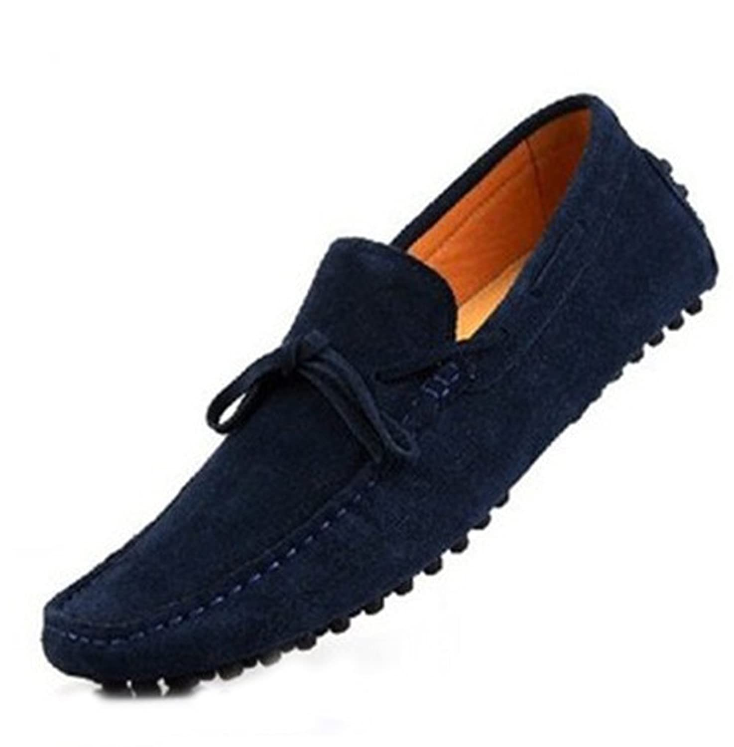 698dab4b14f hot sale 2017 HAPPYSHOP(TM) New Mens Loafers Shoes Casual Suede Comfort  Slip-on Tassel Loafer Driving Shoes EUR Size 39-45 (EUR 39