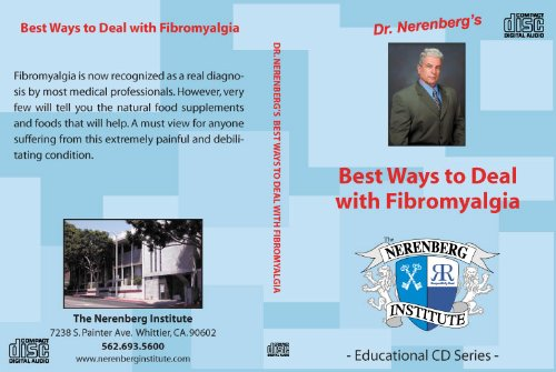 Price comparison product image Best Ways to Deal with Fibromyalgia by Dr. Kanti and Dr. Nerenberg