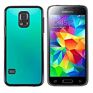 Stuss Case / Funda Carcasa protectora - Blue Wallpaper Light Sky Relaxing Paint - Samsung Galaxy S5 Mini, SM-G800, NOT S5 REGULAR!
