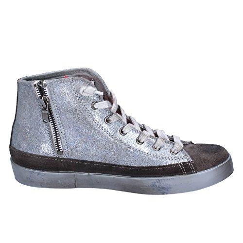 Grigio Hills Sneakers Polo Club Scamosciato Donna Beverly wtqUXxq7
