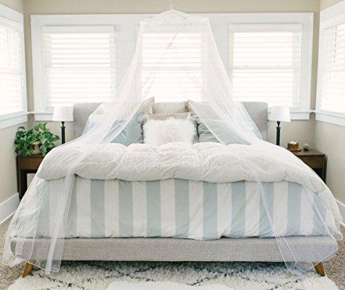 Afton Essentials Premium Bed Canopy Mosquito Net