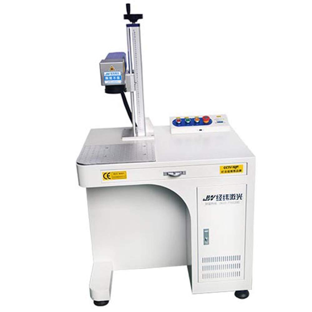 Crytal Applicable Material Rotary Laser Engraving Machine