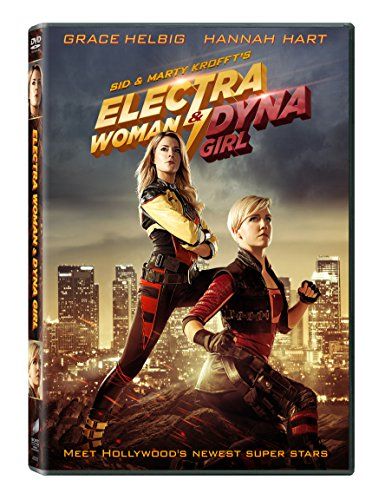 Electra Woman & Dyna Girl ()