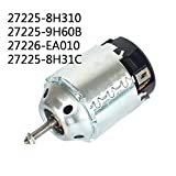 Blower Motor fit for Nissan X-Trail T30 2001-2007 27225-8H31C, 27225-95F0A - LHD