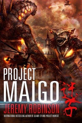 Project Maigo Thriller Jeremy Robinson