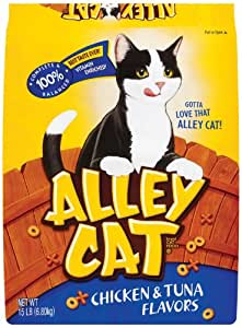 Alley Cat Cat Food Reviews