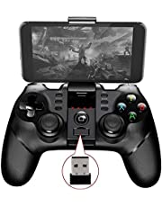 Controle Sem Fio 3 em 1 Gamepad Bluetooth Para Android, TV, PC