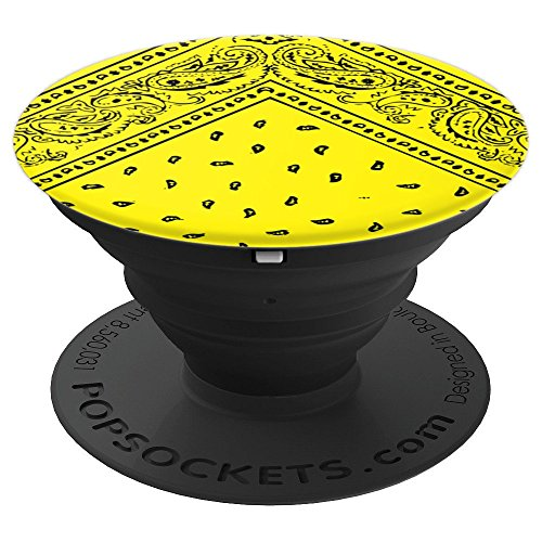 - Hankie Pattern PopSocket Popular Human Puppy Play - PopSockets Grip and Stand for Phones and Tablets