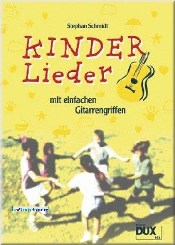 Niños Canciones con fácil asas Guitarra - Partituras: Amazon.es ...