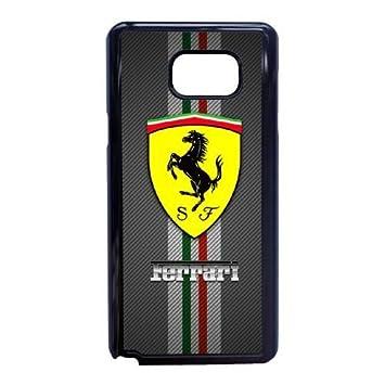 best loved bc913 cf357 Samsung Galaxy Note 5 case , Ferrari Samsung Galaxy: Amazon.co.uk ...