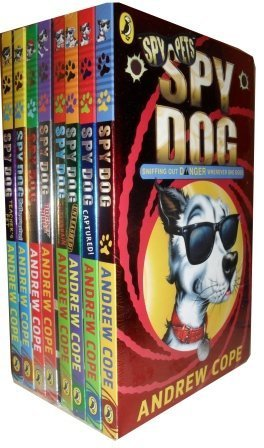 Download Spy Dogs Collection (8 Books). Paperback. Titles are: Spy Dog; Captured; Secret Santa; Superbrain; Rollercoaster; Teacher's Pet; Rocket Rider; Unleashed ebook