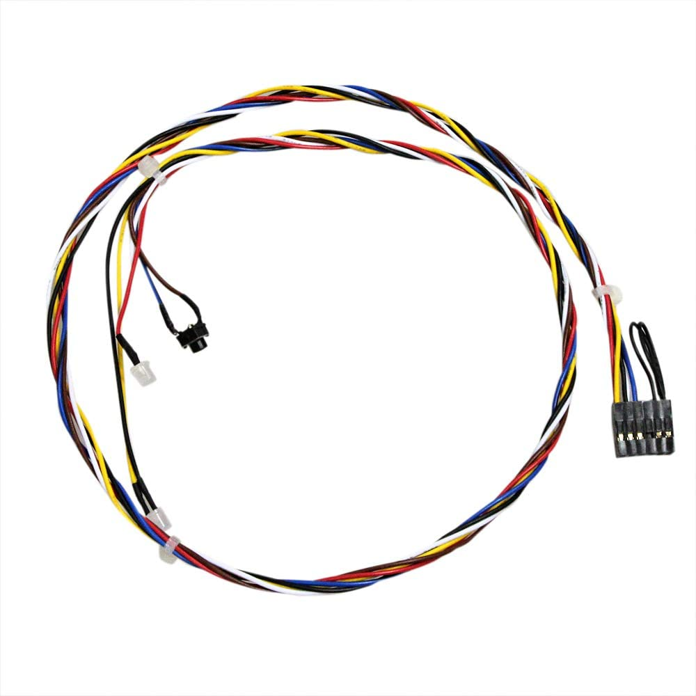 Zahara Case Cable Switching Cable Replacement for Dell XPS 8300 8500 8700 0F7M7N F7M7N