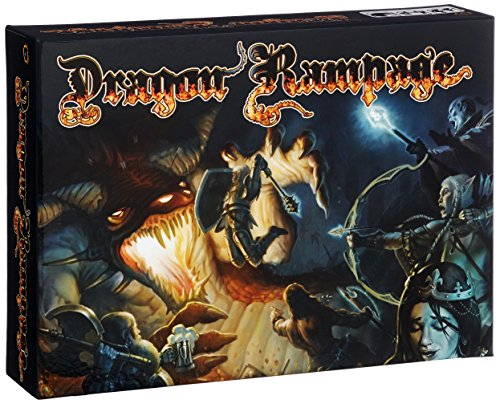 Dragon Rampage (Rampage Board)