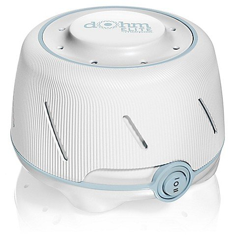 Marpac Dohm Elite White Noise Machine in White/Blue -Pack of 1