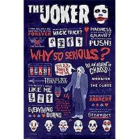 Maxi Poster The Dark Knight Joker Quotographic