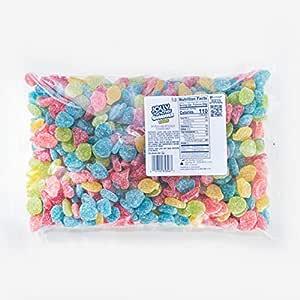 Jolly Rancher Halloween Candy, Gummies Sours Fruit Flavor Bulk, 5 Lb
