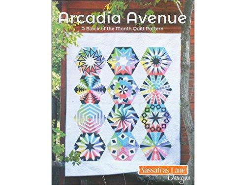 Sassafras Lane Designs Bk Arcadia Avenue -