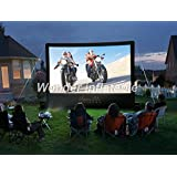 Giant Inflatable Outdoor Movie Screen