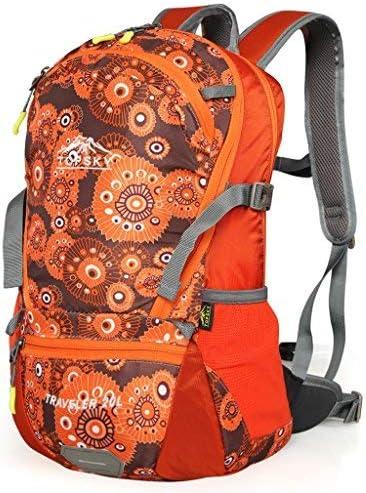 BAJIMI 登山バッグショルダー男性と女性スポーツバックパック旅行乗馬カジュアルウォーキングバッグ20L防水バックパック39 * 25 * 13CM外 (Color : A)