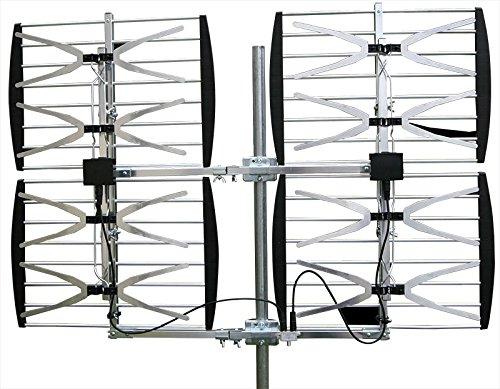 Xtreme Signal HDB8X-NI 8-Bay VHF/UHF HDTV Bowtie Antenna