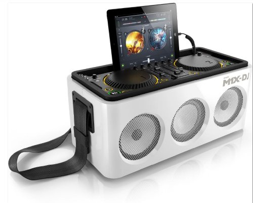 Philips DS8900/ M1X-DJ Sound System Docking Station and Bluetooth Designed With Armin Van Buuren by Philips (Image #8)