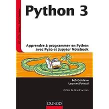 Python 3: Apprendre À Programmer Avec Pyzo et Jupyter Notebook