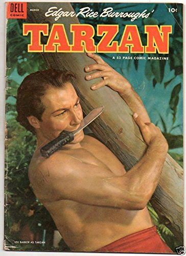 TARZAN 54 LEX BARKER AS - Lex 54