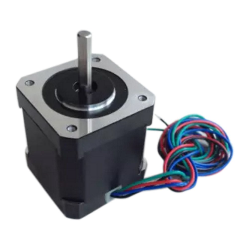 1.7A Two-phase 4-wire 17Step 42mm High Torque Hybrid Stepper Motor For CNC Blackr