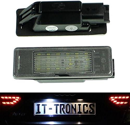 Kennzeichenbeleuchtung Led Passend Für Citroen Berlingo Elektronik