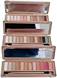 Cameo Naked Fashion Eye Shadow Complete Collection
