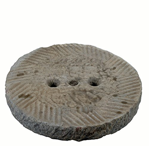 Large Granite Mill Stone Top Water Fountain by DYAG East
