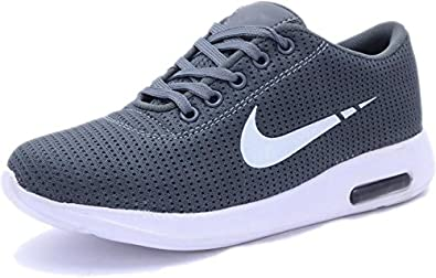 7b7160145f5e Wacky Men s Grey Outdoor   Party wear Casual Sneakers Shoes for Men ...
