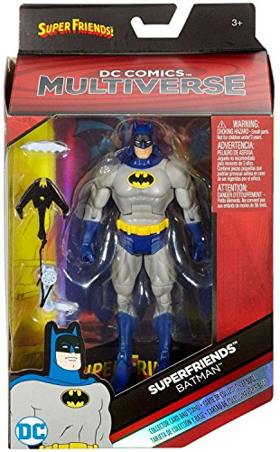 DC Comics Multiverse DC Superfriends Batman Exclusive Action Figure 6 Inches