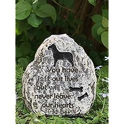 Fairy Garden & DollHouse Build a Fairy Garden Miniature Fairy Garden Accessories ~ PET Memorial Our Hearts Dog Stone Sign Ideas for Everyone