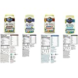 Garden of Life Raw Organic Protein U7hds - All 4 Flavors - 112 Servings (28 Servings of each)