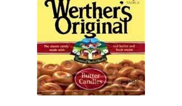 WERTHER`S Original caramelos de nata bolsa 150 gr: Amazon.es: Alimentación y bebidas