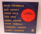 Siempre Los Mejores Vol. 3 - Various Artists Vinyl Record LP - Ecuador Import Album on Famoso