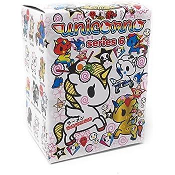 e076eecca5 Amazon.com: Tokidoki TDTYUNCO7 Unicorno Series 7 Blind Box ...