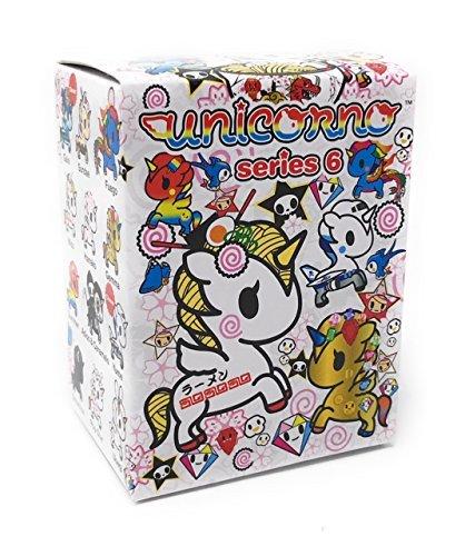 Miso Unicorno Series 6 Tokidoki Blind Box Unicorn Vinyl Figure