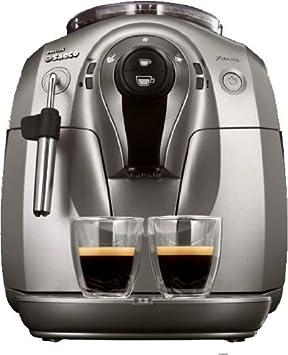 Philips HD8747, Cromo, 1400 W, 230 MB/s, 50 Hz, 295 x 325 x 420 mm, Acero inoxidable - Máquina de café: Amazon.es: Hogar