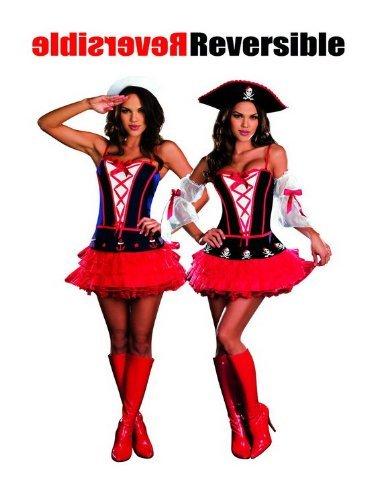 [Dames At Sea Sailor Costume] (Dames At Sea Costumes)