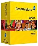 Rosetta Stone V3: Spanish (Latin America) Level 4 with Audio Companion [OLD VERSION]