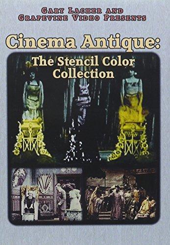 Cinema Antique: Stencil Color Collection 1903-10