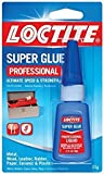 Loctite 1365882 3 Pack 20-Gram Bottle Liquid Professional Super Glue