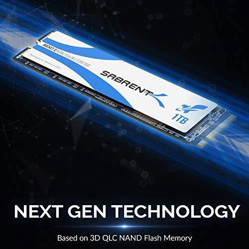 Sabrent Rocket Q 1TB NVMe PCIe M.2