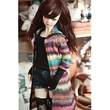 Coat Long Sleeve/ Dress1/3 SD13 MSD DOD BJD Dollfie/ Retail Packaging