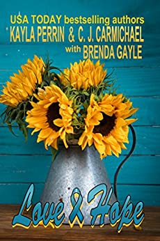 Love and Hope by [Perrin, Kayla, Carmichael, C. J., Gayle, Brenda]