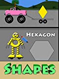 Monster Truck, Robot, Motorcycle and Timmy Shapes