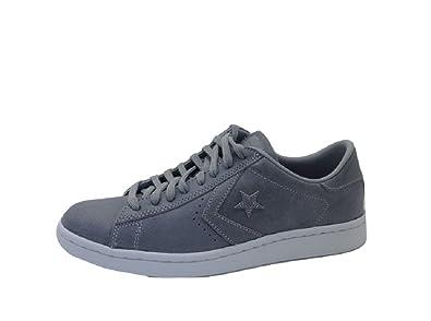 d068681933e7 Converse PRO Leather LP OX Wolf Grey White (5)